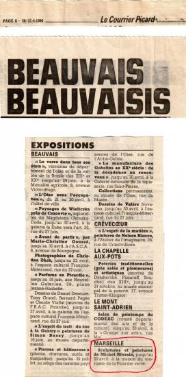 Courrier Picard 21-04-1996