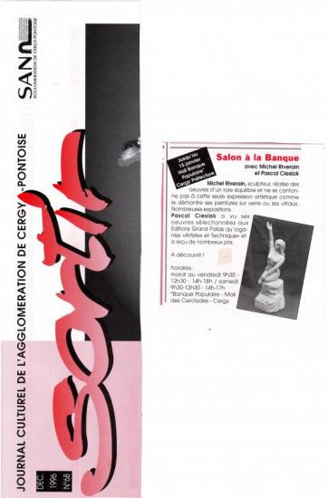 Sortir - décembre 1996
