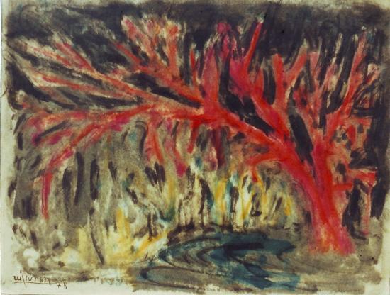 L'arbre de feu