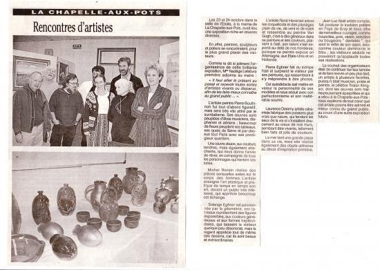 L'Eclaireur Brayon 29-10-1999