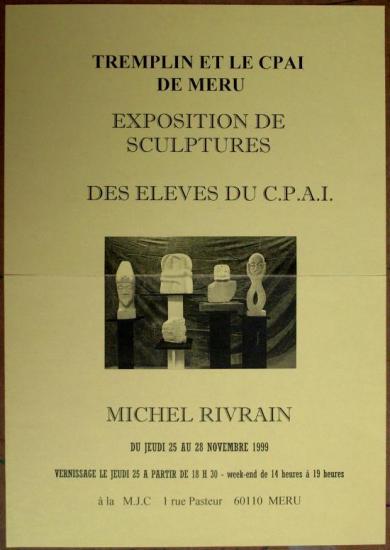 Expo novembre 1999