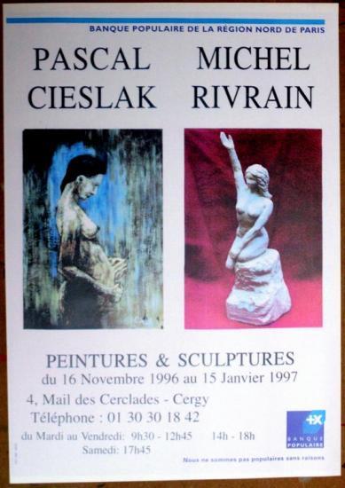 Expo novembre 1996 - janvier 1997