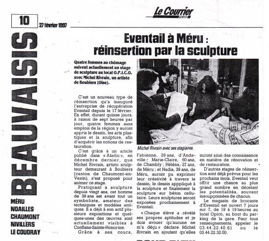 Courrier Picard 27-02-1997