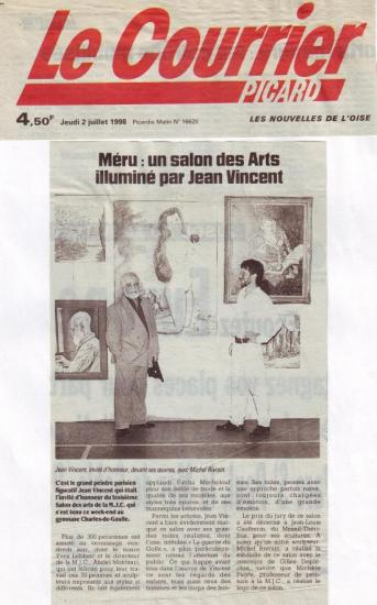 Courrier Picard 02-07-1998
