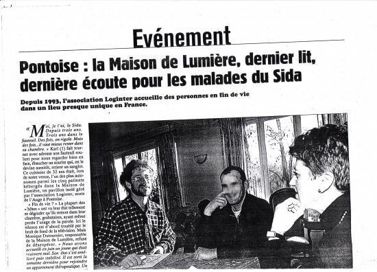 L'Echo Régional 25-11-1998 (début)