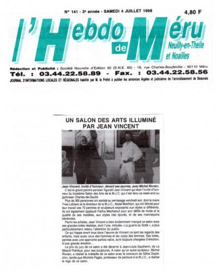Hebdo de Méru - 04-07-1998