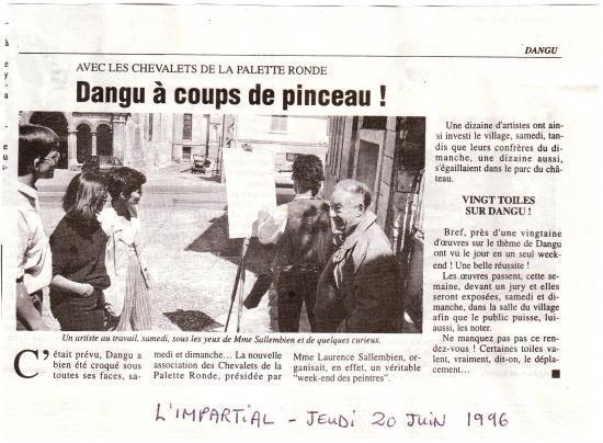 L'Impartial - 20-06-1996